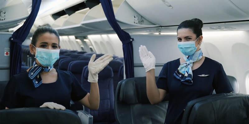 Copa Airlines Bioseguridad