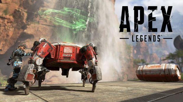 filtrado un nuevo vehiculo para apex legends