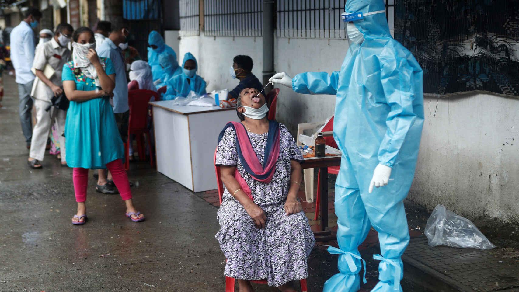 India Coronavirus Enfermedades infecciosas Infecciones