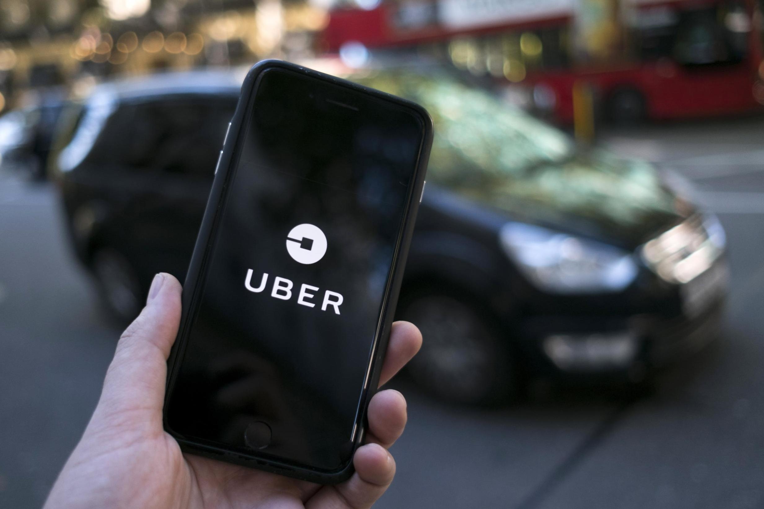 Uber taxis proyecto