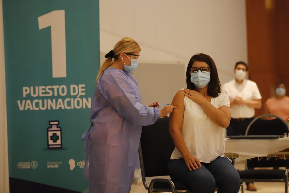 coronavirus vacunacion Cordoba