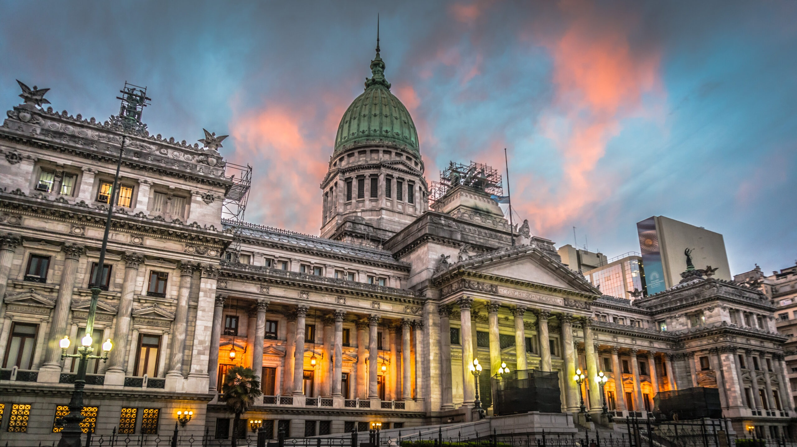 Congreso de la Nacion Argentina 02 scaled