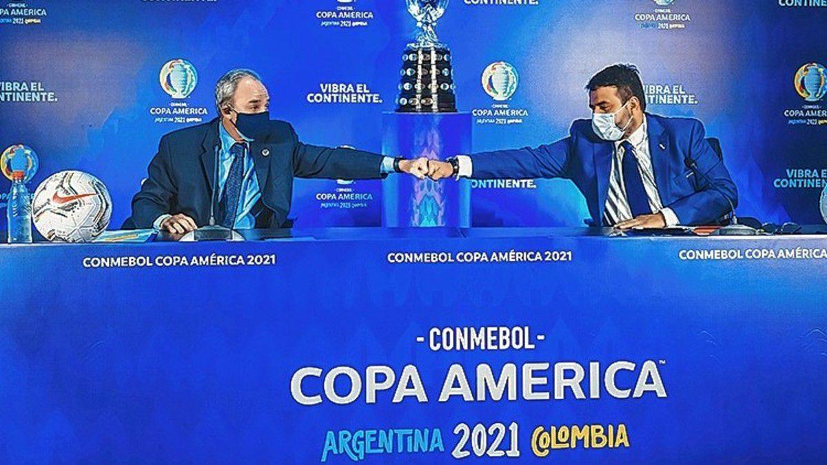 la copa america 2021 no sera argentina ni tampoco colombia