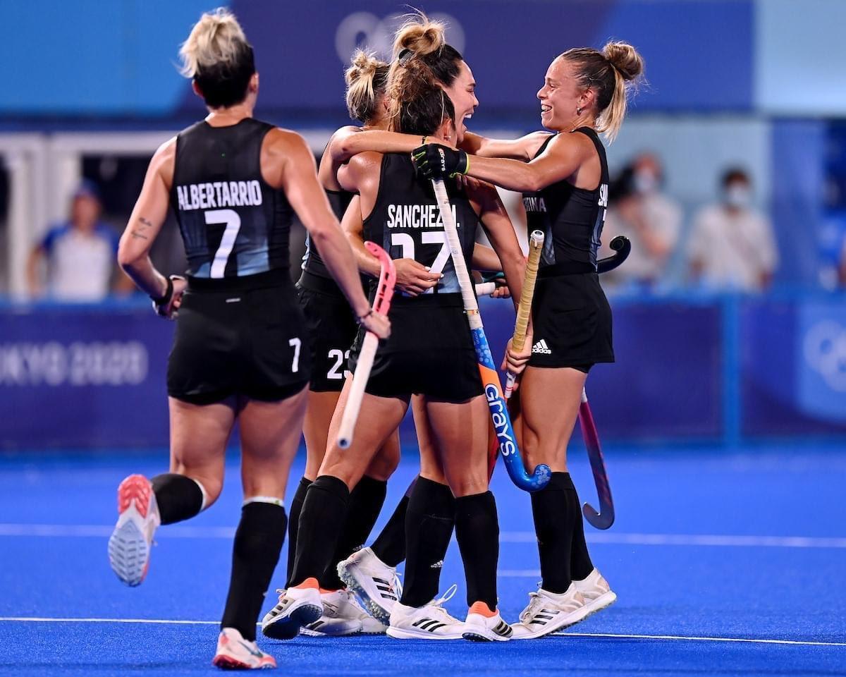 tokio 2020 leonas derrotaron india se metieron final hockey 905117 084150