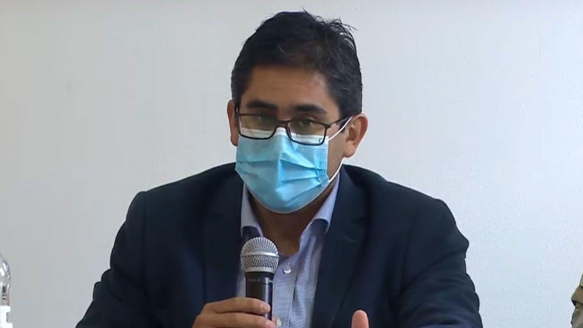 el ministro salud cordoba diego cardozo evoluciona favorablemente luego someterse una intervencion quirurgica