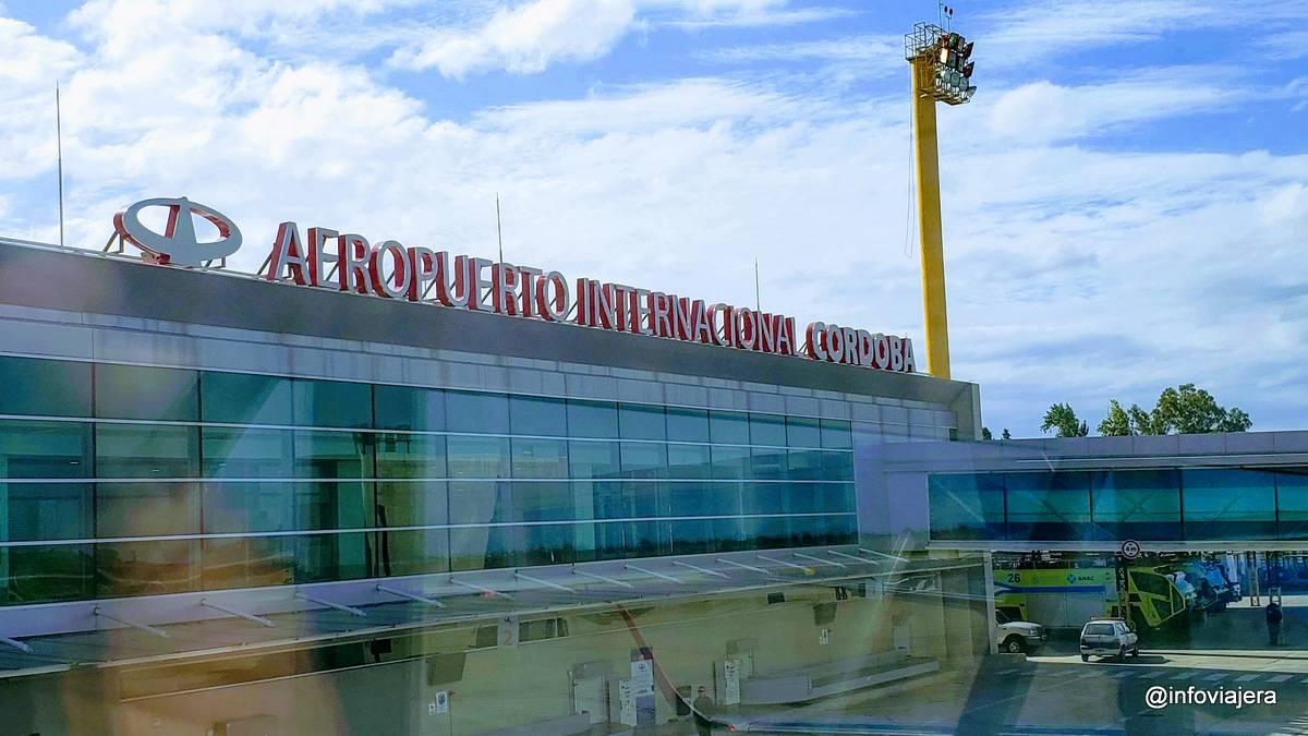 Aeropuerto Internacional Cordoba Argentina