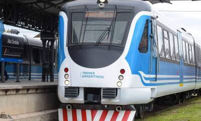 Tren de las Sierras Cordoba informacion